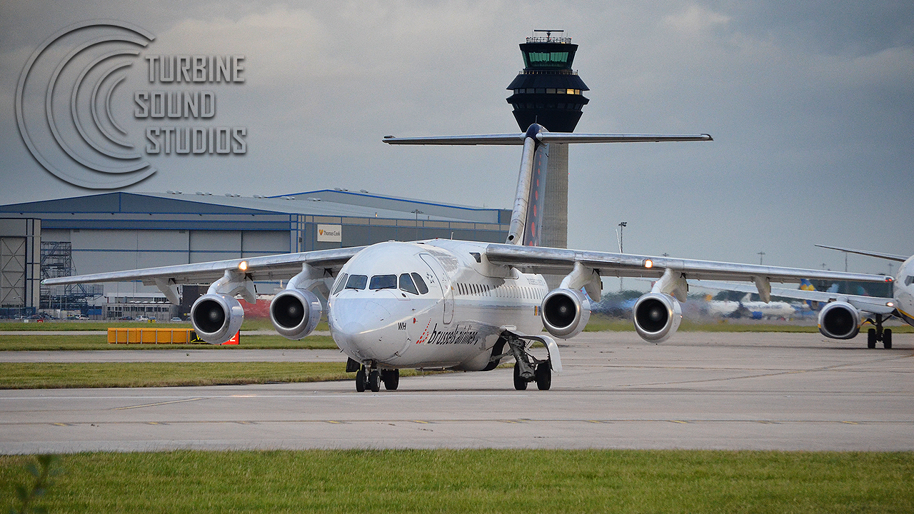 TURBINE SOUND STUDIOS - BAE-146 ALF-502 MAX EDITION SOUNDPACK FSX P3D