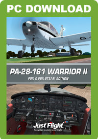 JUSTFLIGHT - PA-28-161 WARRIOR FSX