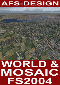 AFS-DESIGN - WORLD & MOSAIC V4 FS2004 纹理优化软件