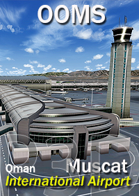 ARMI PROJECT - MUSCAT INTERNATIONAL AIRPORT OOMS  P3D4