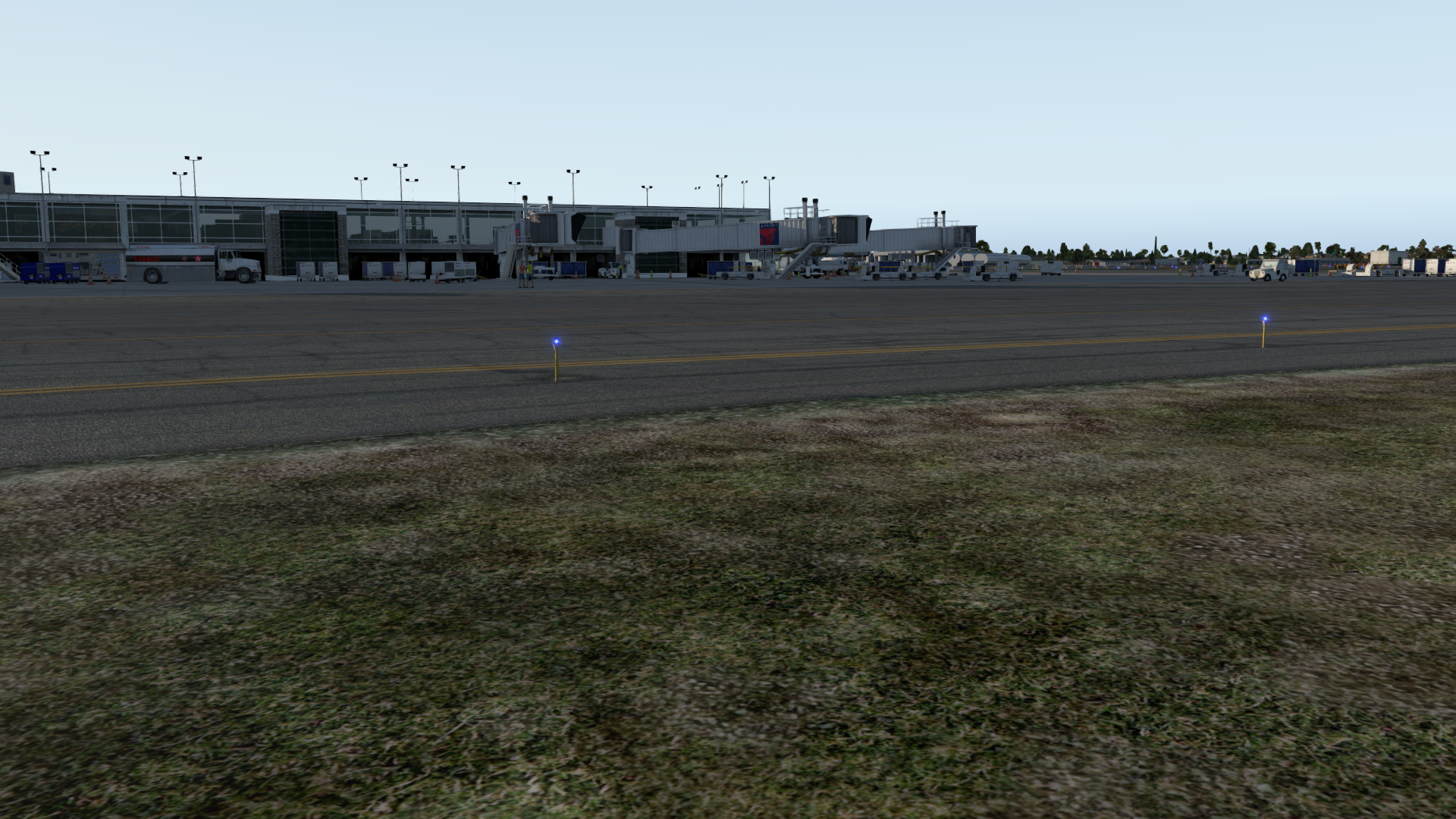 VERTICAL SIMULATIONS - KPVD - T.F. GREEN AIRPORT V3.3 X-PLANE 11