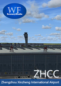 WF SCENERY STUDIO - ZHENGZHOU XINZHENG INTERNATIONAL AIRPORT ZHCC P3D4