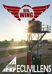 REDWING SIM - FRIBOURG - ECUVILLENS - LSGE - MSFS