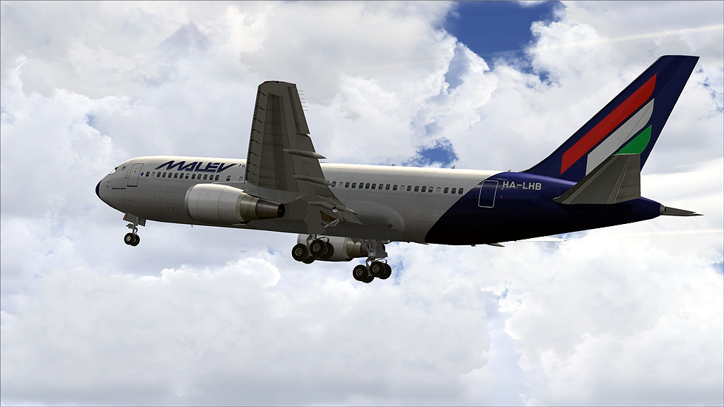 CLS - 767 LIVERY EXPANSION PACK