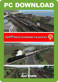 JUSTTRAINS - FANTASTIC WEST SOMERSET RAILWAY