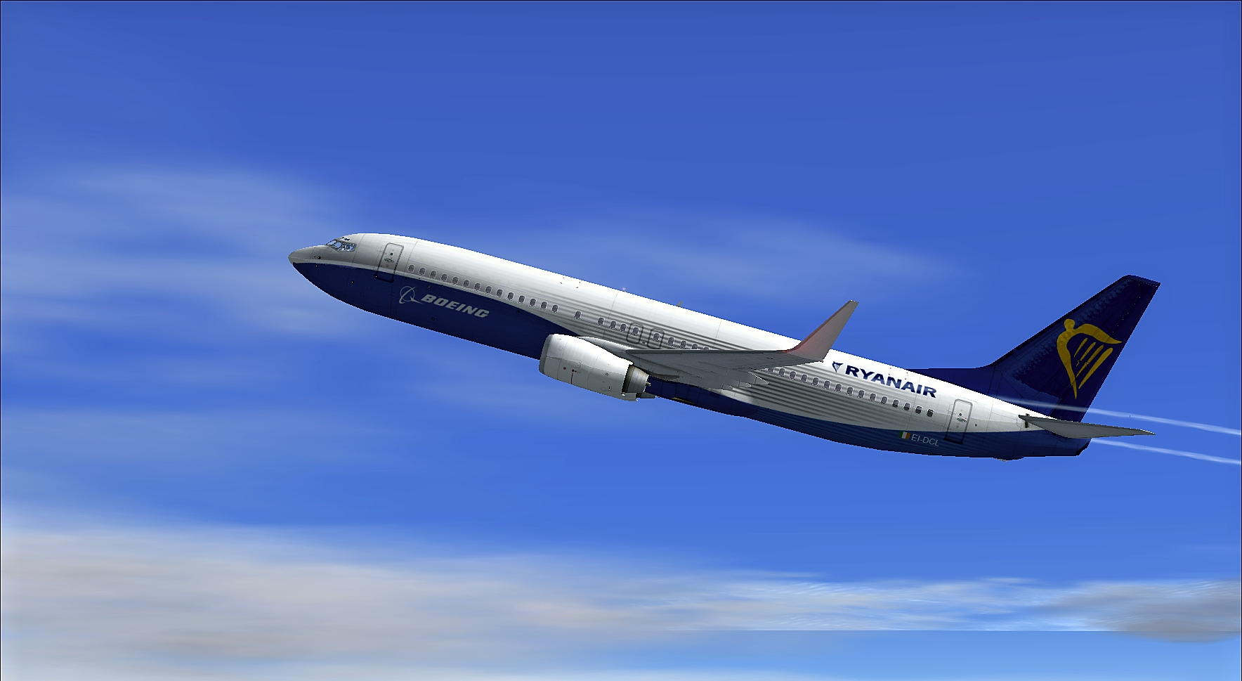 PERFECT FLIGHT - FSX MISSIONS RYANAIR