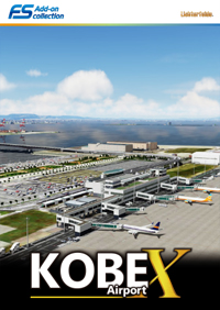 TECHNOBRAIN - FS ADD-ON COLLECTION KOBE AIRPORT FSX P3D