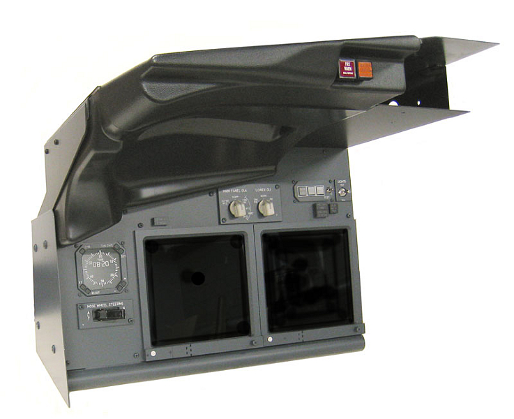 ENGRAVITY - BOEING 737NG MIP DESKTOP CAPTAIN'S PANEL KIT