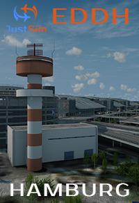 JUSTSIM - HAMBURG AIRPORT - HELMUT SCHMIDT - EDDH FSX P3D