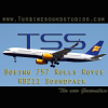 TURBINE SOUND STUDIOS - BOEING 757 ROLLS ROYCE RB211 SOUNDPACK