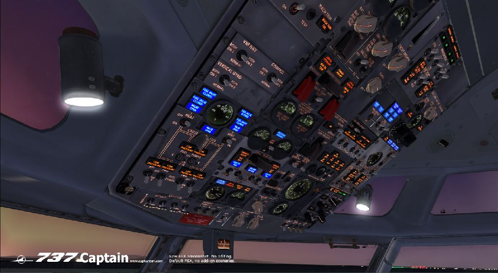 CAPTAIN SIM - 737 CAPTAIN - 737-200 BASEPACK FSX