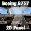 NPSIMPANELS - BOEING B757 2D PANEL