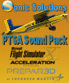 SONIC SOLUTIONS - PT6A SOUNDPACK FSX P3D