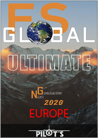 PILOT'S FSG - FS GLOBAL ULTIMATE - NG 2020 EUROPE P3D4-5
