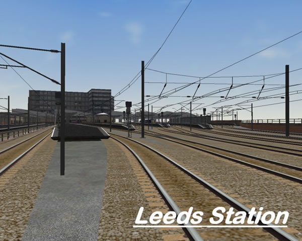 FIRST CLASS SIMULATIONS - LEEDS LOOP (EAST COAST EXPRESS 3)