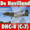 VIRTAVIA - DE HAVILLAND DHC-4 (C-7) CARIBOU