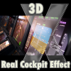 FSPS - 3D REAL COCKPIT EFFECT