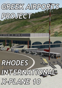 GREEK AIRPORTS PROJECT - RHODES INTERNATIONAL X-PLANE 10