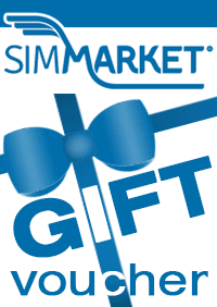 This Award given to the most active pilot and its simMarket Gift Voucher of 25 EURO.
