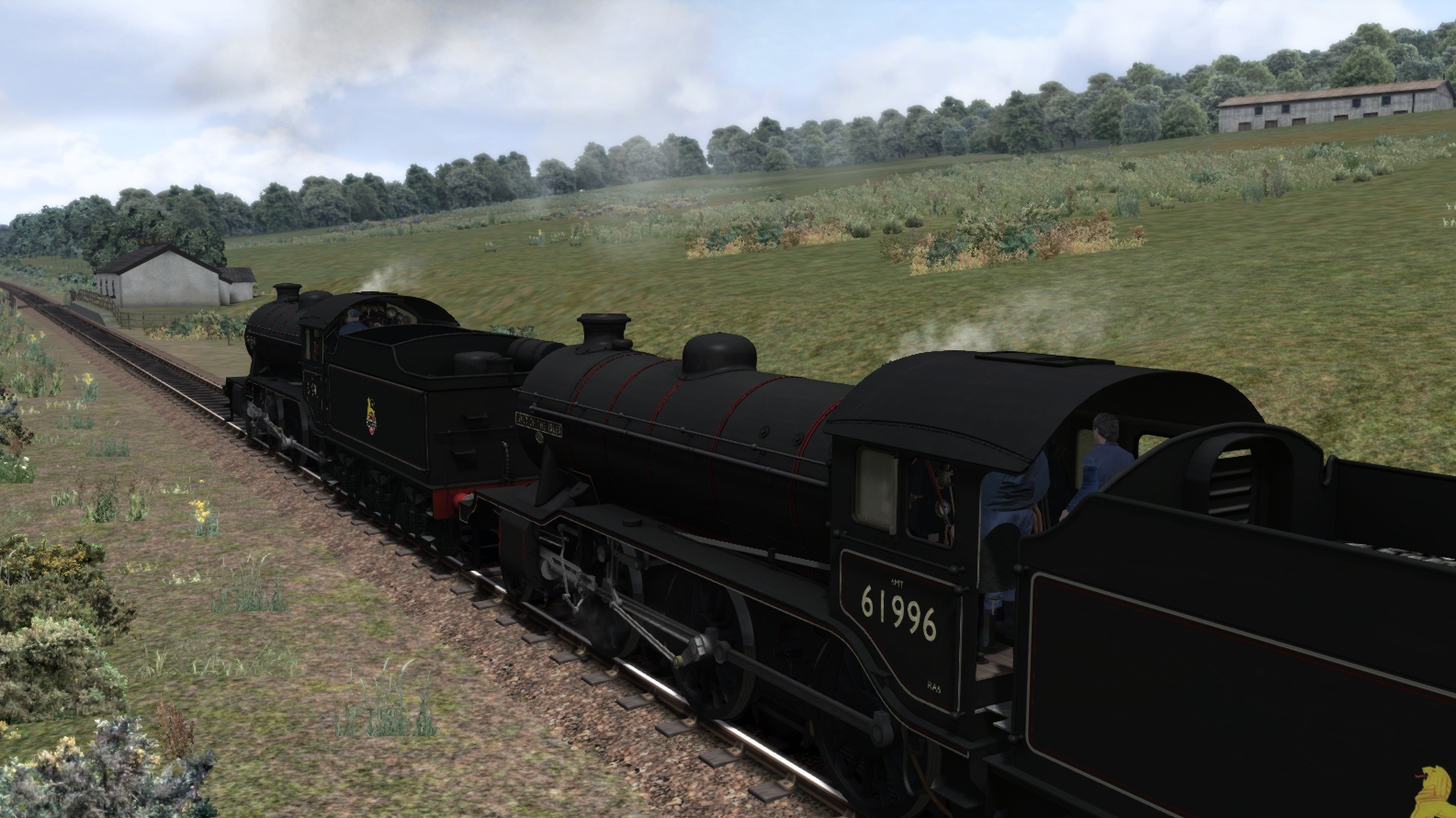 JUSTTRAINS - LNER K4 ADVANCED
