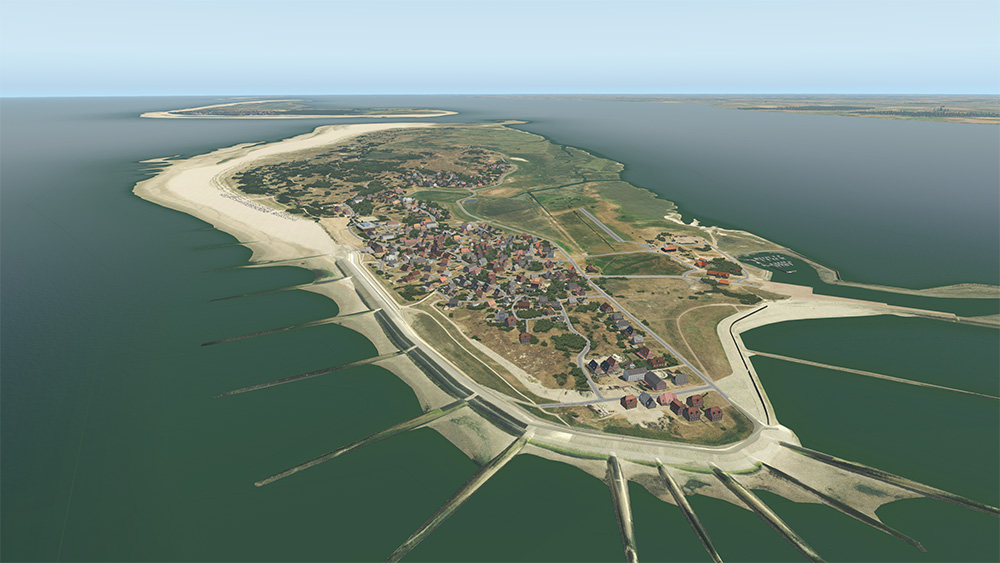 AEROSOFT - GERMAN ISLANDS 1: EAST FRISIA XP X-PLANE 11