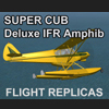 FLIGHT REPLICAS - SUPER CUB - IFR 两栖豪华版 FSX P3D