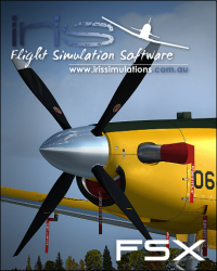 IRIS PRO TRAINING SERIES - TEXAN DRIVER FSX (DOWNLOAD)
