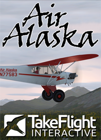 TAKEFLIGHT INTERACTIVE - AIR ALASKA FSX P3D