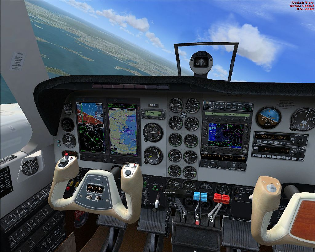 FRIENDLY PANELS - ASPEN EFD1000/500 PANELS PACK FOR FSX