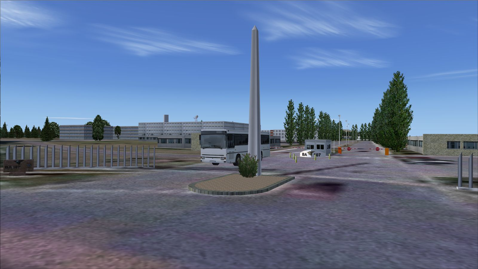 SKYDESIGNERS - FRENCH AIRBASE 107  VILLACOUBLAY