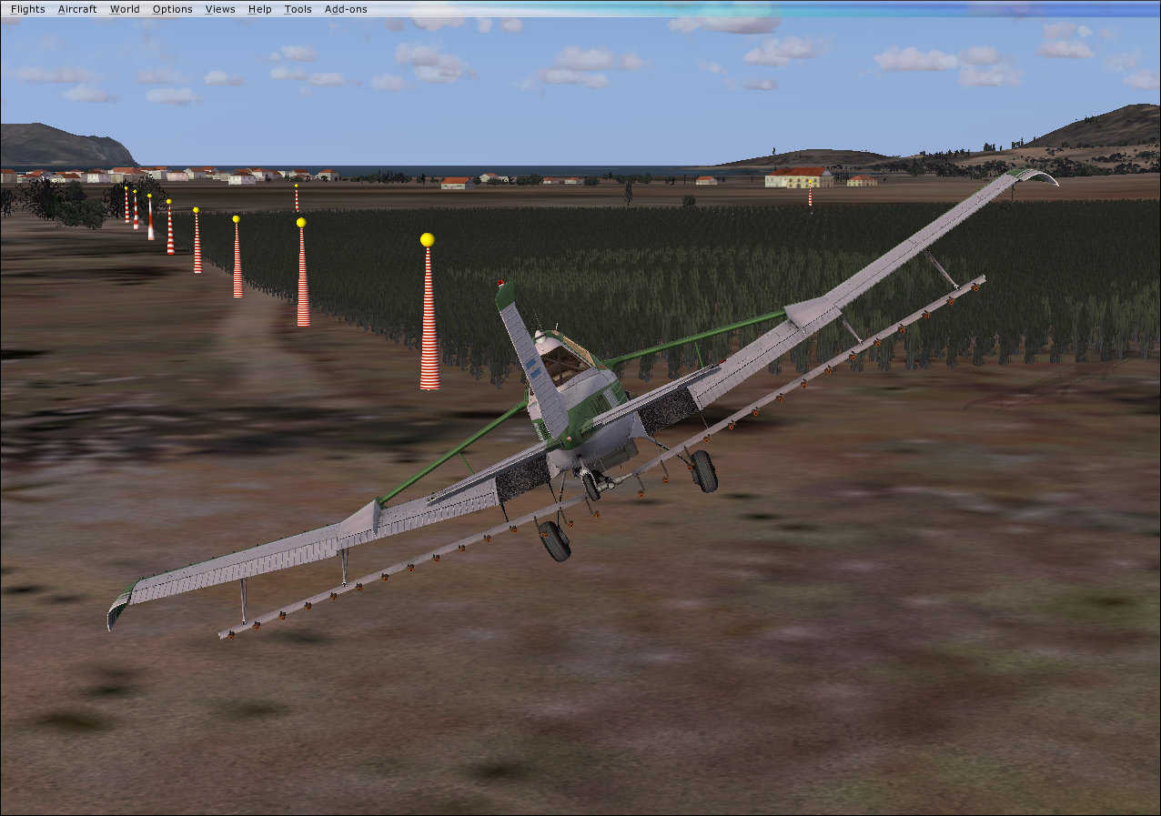 LORBY-SI - CROPDUSTER X FSX P3D