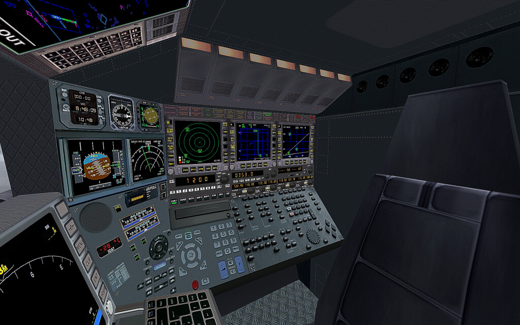 AFS-DESIGN - AIRWOLF V2 FSX
