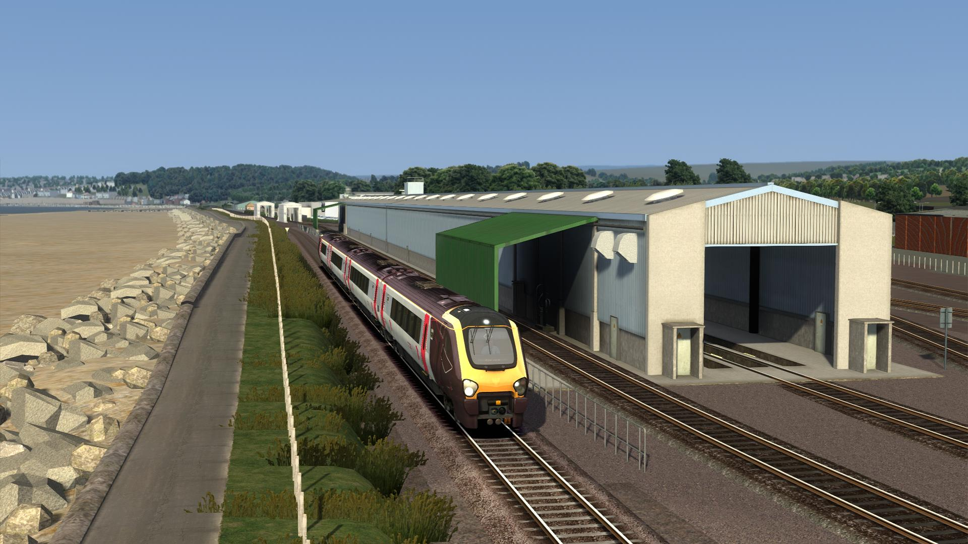 JUSTTRAINS - WESTERN MAINLINES CORNISH MAIN LINE EXTENSION