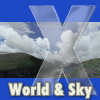 AFS-DESIGN - WORLD & SKY + ROSTOCK-LAAGE FSX