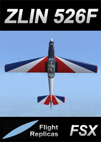 FLIGHT REPLICAS - ZLIN 526F FSX P3D