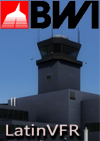 LATINVFR - BALTIMORE-WASHINGTON INTERNATIONAL AIRPORT KBWI FSX P3D4 P3D5