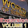 WORLD OF SUBWAYS VOL 1 - EXPANSION PACK (DOWNLOAD)