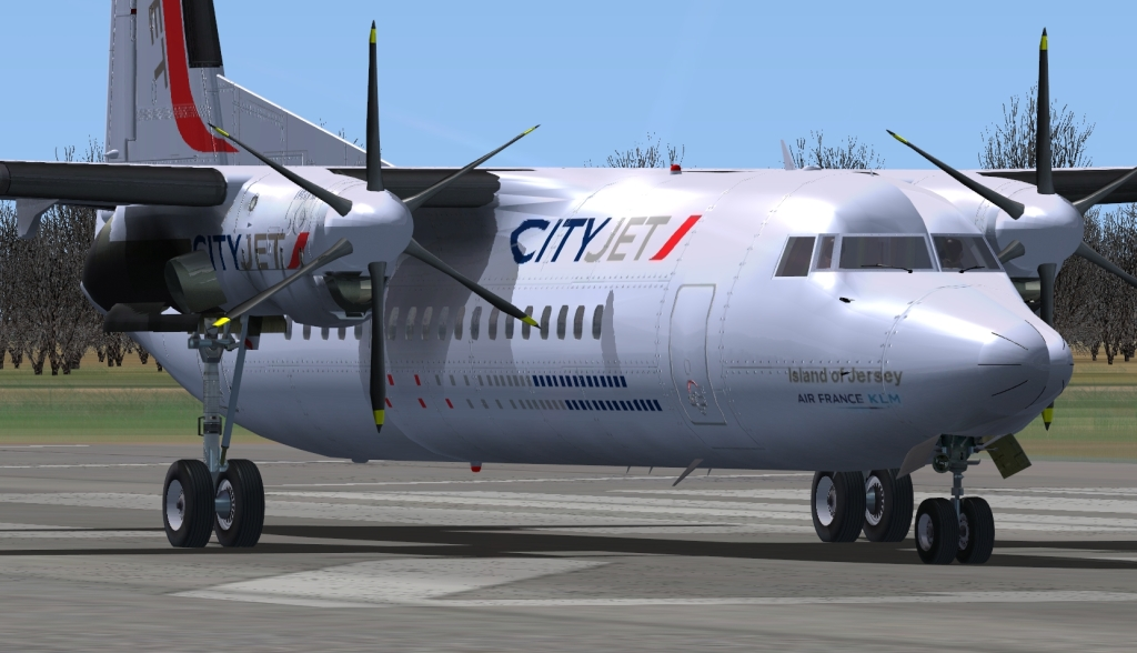 VIRTUALCOL - FOKKER 50 VIRTUAL X