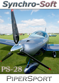 SYNCHRO-SOFT - PIPER SPORT PS-28 SOUNDSET V2 FSX