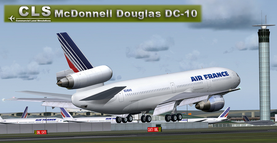 CLS - DC10 COLLECTION FS2004