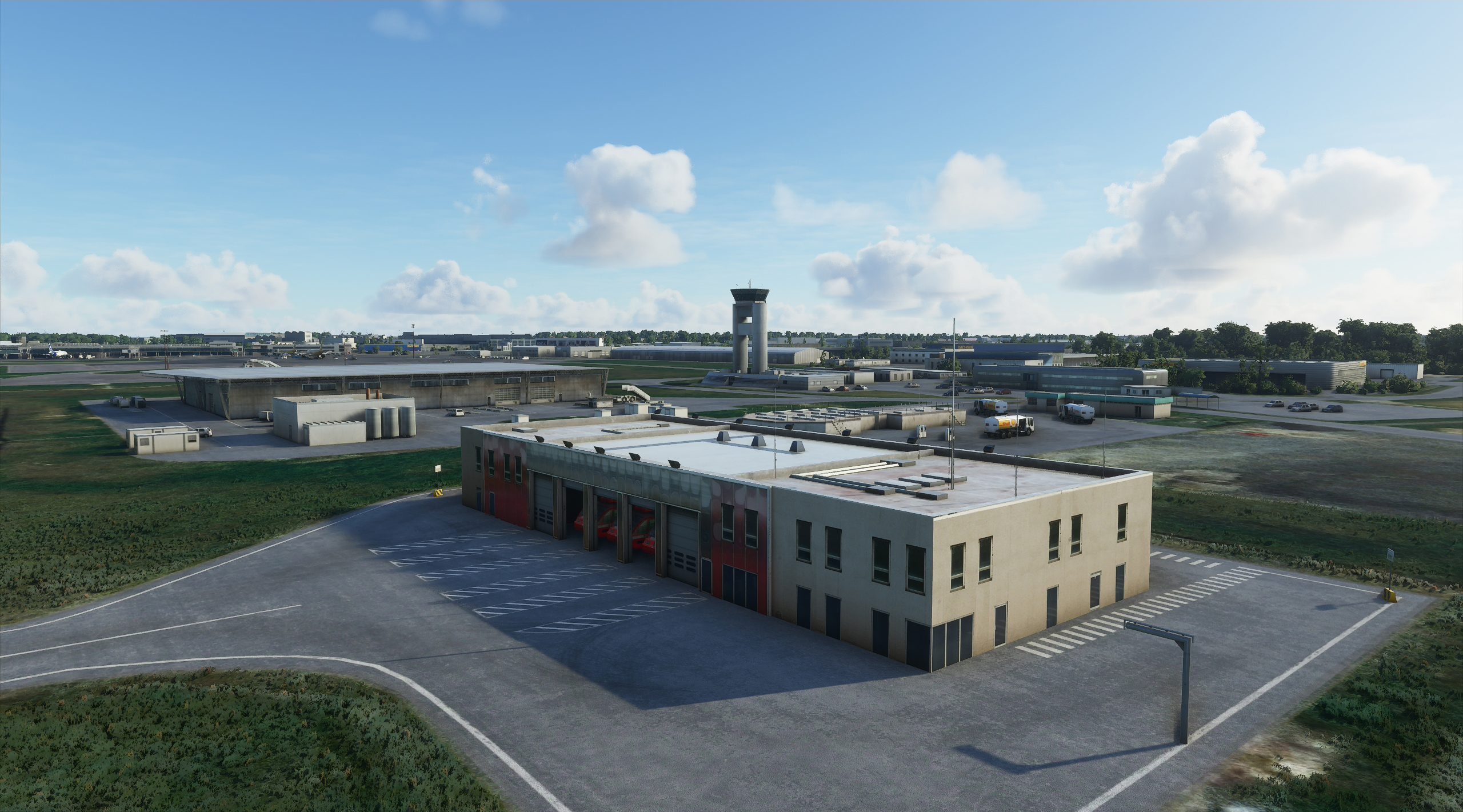 JETSTREAM DESIGNS - NANTES ATLANTIQUE LFRS MSFS