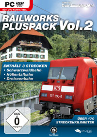 RAILWORKS PLUSPACK VOL.2 (DOWNLOAD)