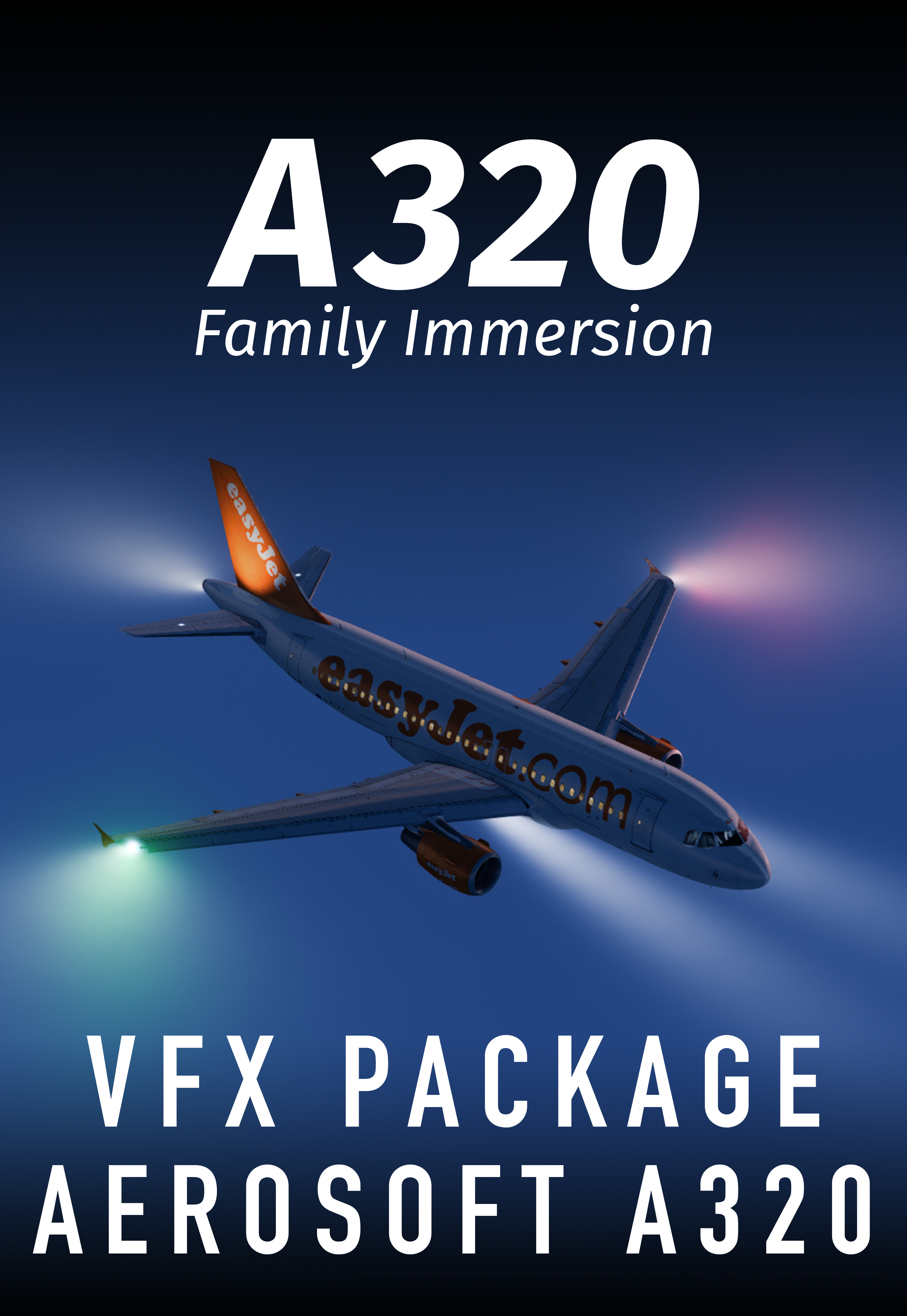 FSFX PACKAGES - A320 FAMILY IMMERSION (FSX, FSX:SE & P3D)