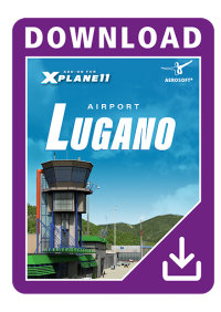 AEROSOFT - AIRPORT LUGANO FOR X-PLANE 11