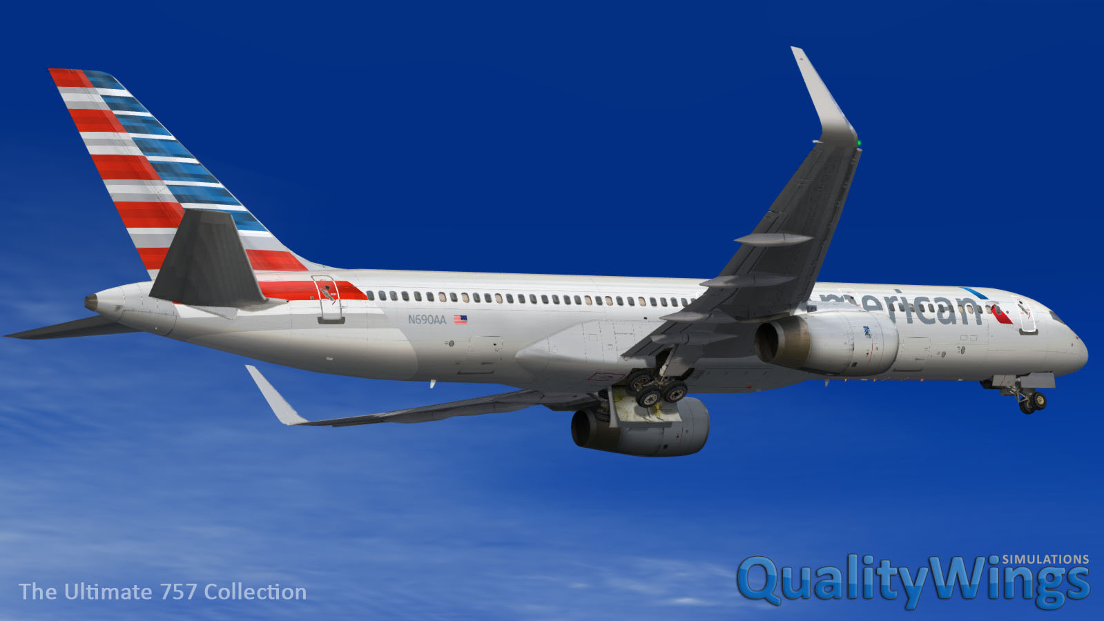 FLIGHT 1 - THE ULTIMATE 757 COLLECTION - P3DV4