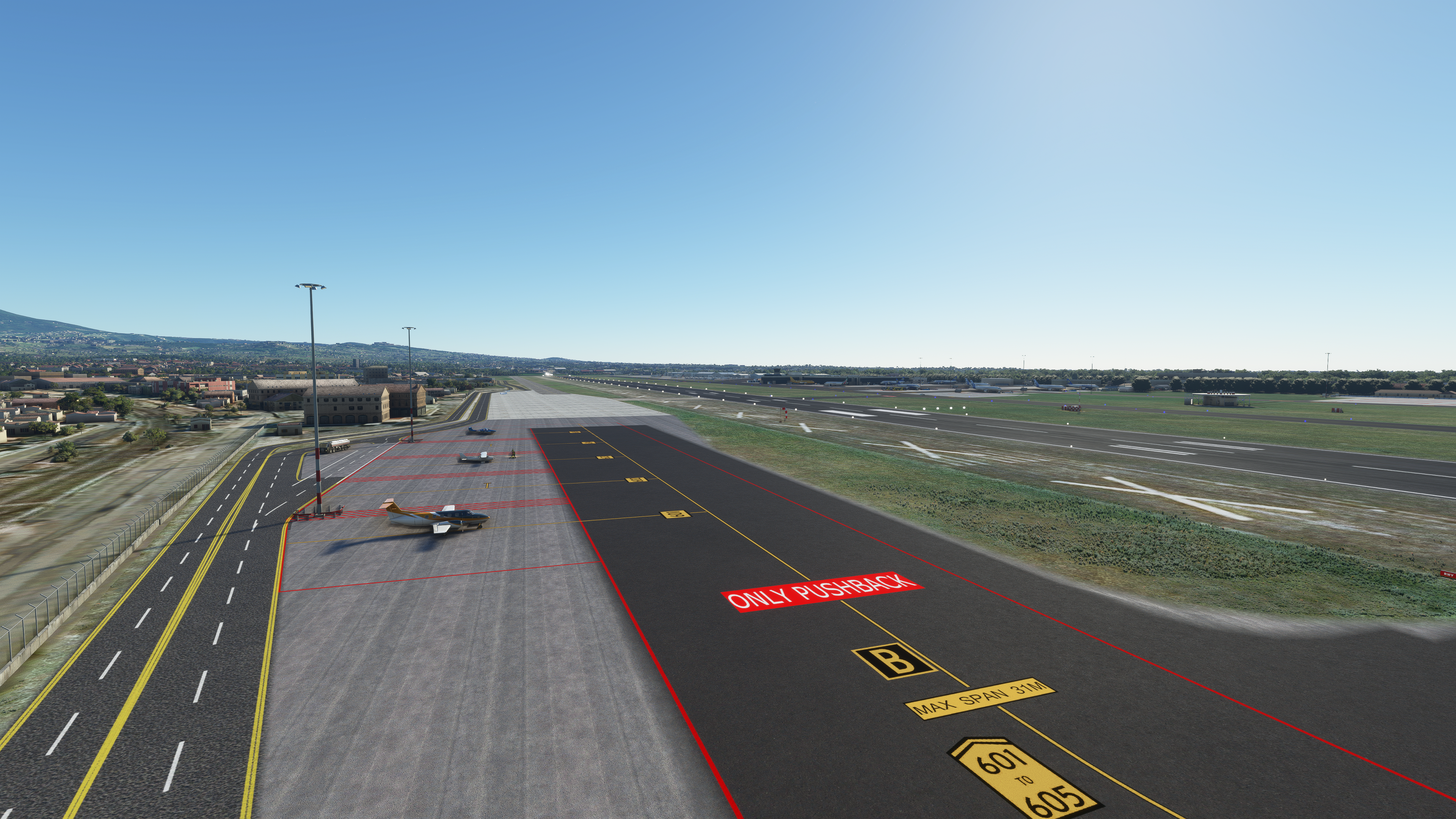 DEIMOS INC - LIRA ROME CIAMPINO INTERNATIONAL AIRPORT MSFS