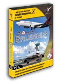 AEROSOFT - MEGA AIRPORT BRUSSELS X (DOWNLOAD)