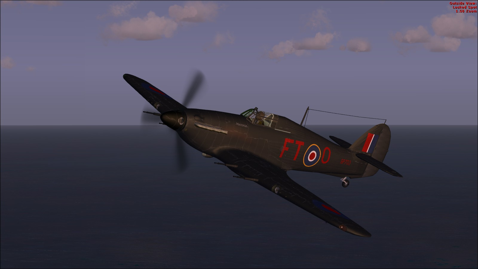FIRST CLASS SIMULATIONS - HURRICANE