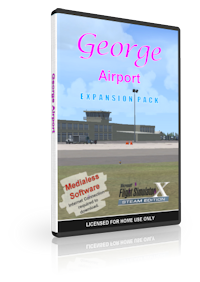 NMG SIMULATIONS - GEORGE AIRPORT V3.3 FSX