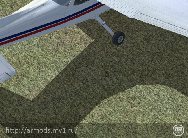 AR MODS - NEW REALISTIC GRASS FOR FSX